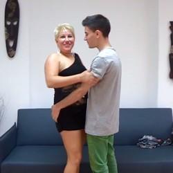 Camila deja a su deseado Niño Polla que le DESTROCE el culo: despacito mi amor, despacito.
