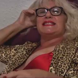62 years old and divorced. Mrs. Concha makes true her fantasy of fucking a twink