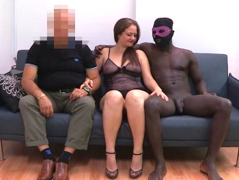 Fantasías cornudas: que a mi mujer se la folle un buen negro.